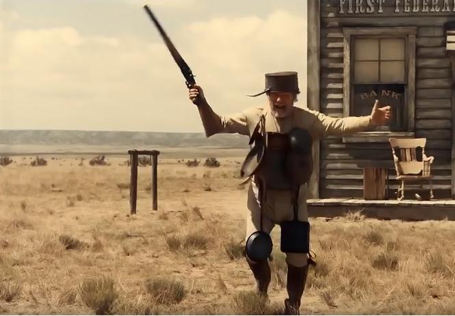 Трейлер нового фильма братьев Коэн «Баллада Бастера Скраггса»