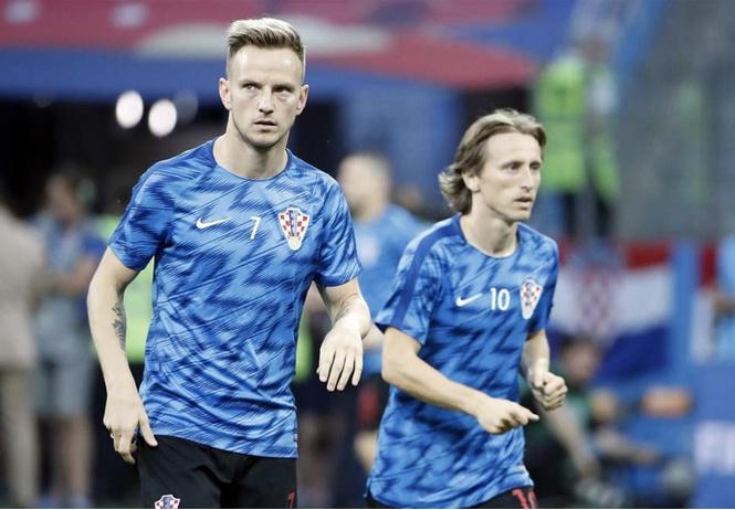 модрича хотели футбол сборная хорватии крута