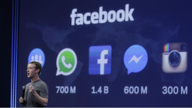 Самая большая утечка из Facebook: данные 540 млн пользователей оказались в свободном доступе
