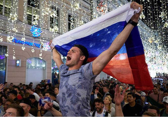 россияне верят сборная выиграет чемпионат мира серьезно