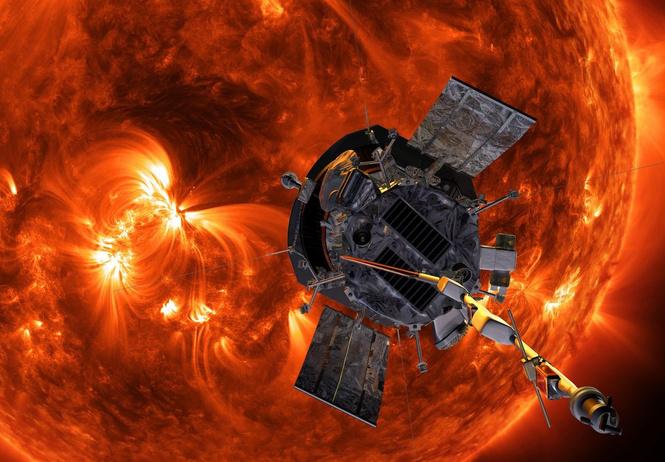 nasa запустило космос самый быстрый объект сделанный человеком