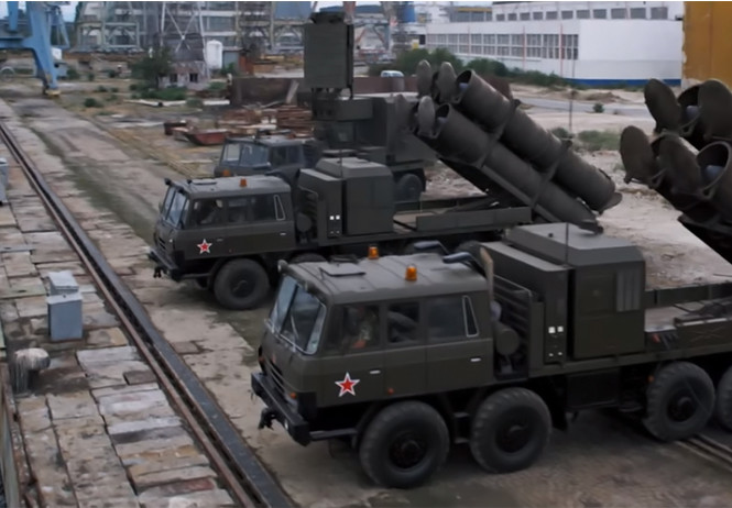 Подлодка и русско-американское противостояние в трейлере «Хантер Киллер»