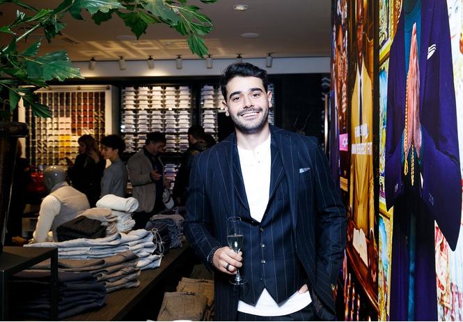 Suitsupply открыл новый бутик на Большой Дмитровке