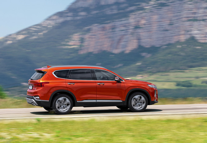 Годный Санта: Hyundai Santa Fe