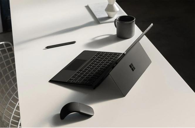 microsoft представила новые компьютеры планшеты наушники