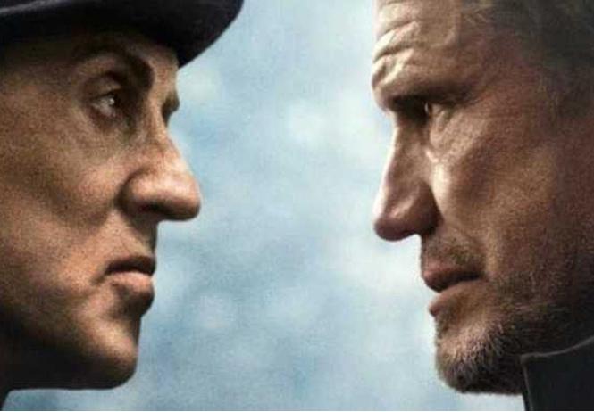 Сталлоне выложил удаленную сцену драки с Иваном Драго из «Крида-2»