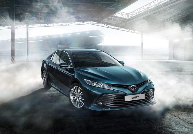 Toyota Camry: 6 мифов, о которых нужно забыть