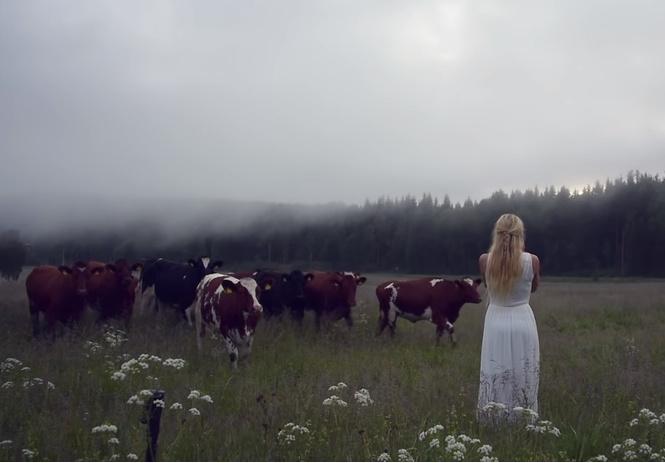 послушай женщины викингов звали скот тысячу