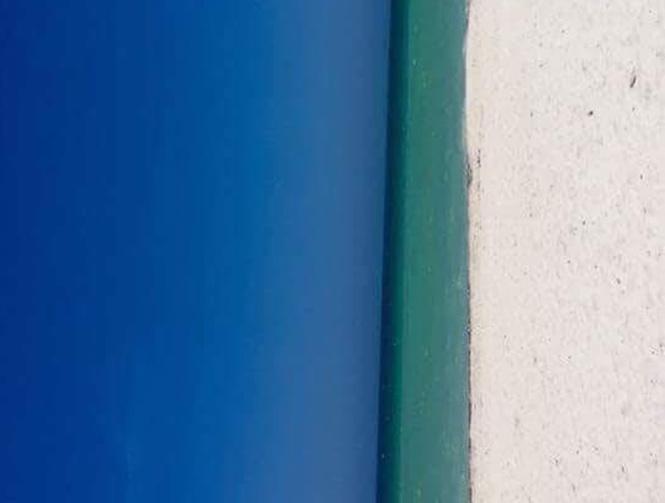 новая оптическая иллюзия пляж