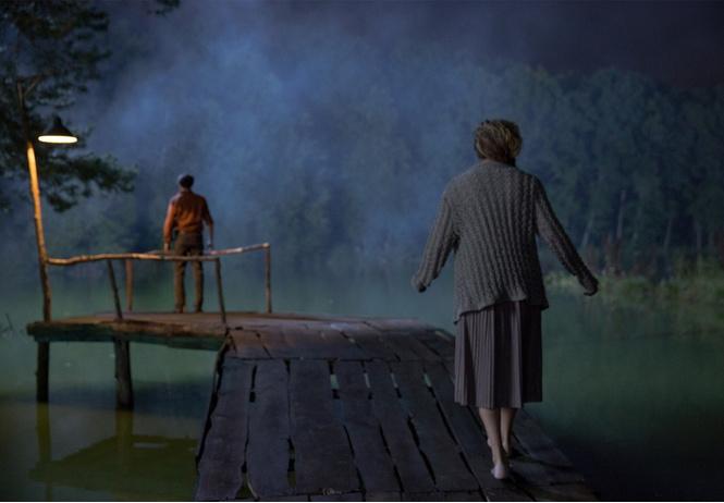 Инфернальная русалка в трейлере русского хоррора «Русалка. Озеро мертвых»