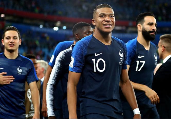 Это не команда, а какие-то роботы! Почему сборная Франции так крута