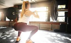 гипнотизирующие видео девушек делающих упражнения лучшую часть тела