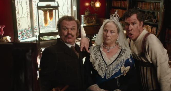 Первый трейлер комедии «Холмс и Ватсон» с Уиллом Ферреллом и Джоном Райли