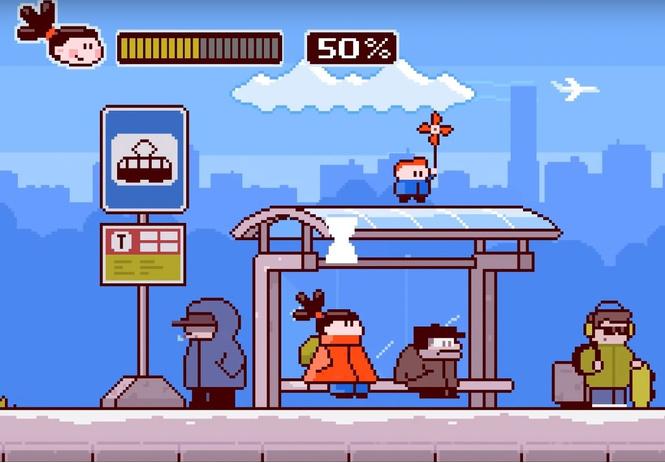 российская социальная реклама стиле игры super mario меткое