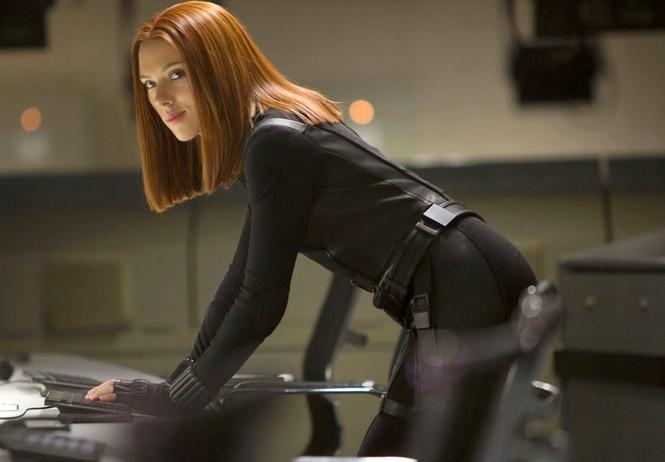 В Marvel ищут дублершу для попы Скарлетт Йоханссон!