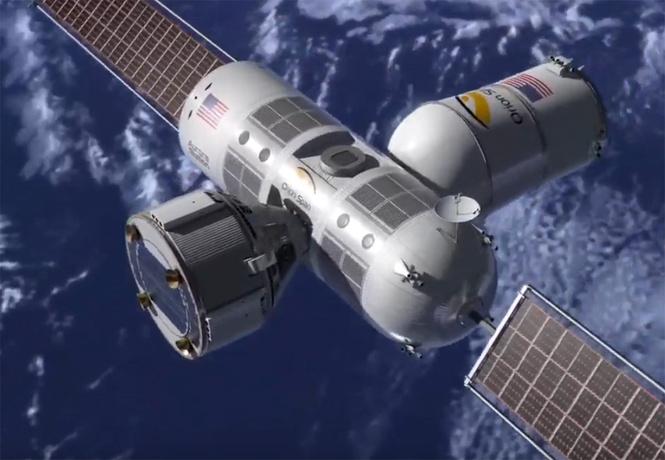 В 2022 году обещают открыть первый орбитальный отель, билеты в гостиницу с невесомостью уже почти раскуплены