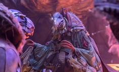 трейлер фэнтези-сериала темный кристалл эпоха сопротивления