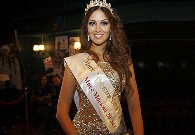 «Мисс Москва 2015» вышла замуж за короля Малайзии
