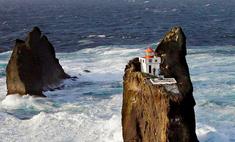 маяк тридрангар самых уединенных труднодоступных уголков мира