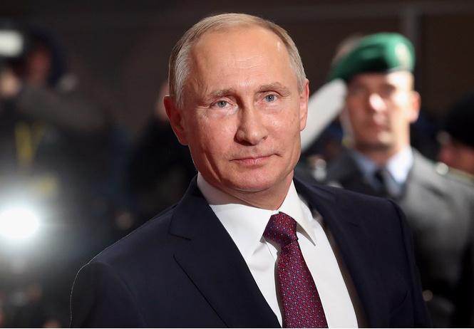 Рейтинг доверия Владимиру Путину снова снизился до рекордного значения