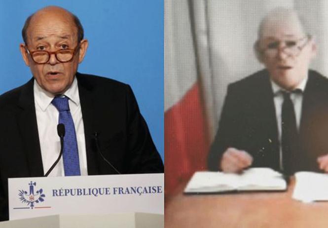 Надев резиновую маску, аферист украл миллионы евро, притворяясь французским министром  (фото)