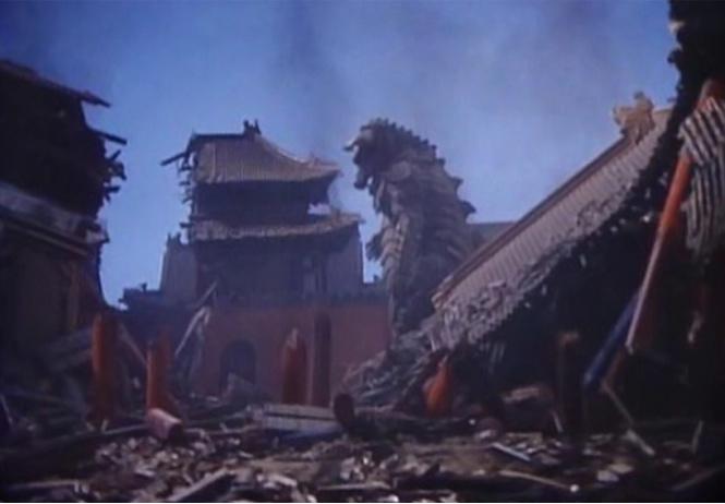 Коммунистическая Северная Корея однажды оступилась и сняла фильм про чудище