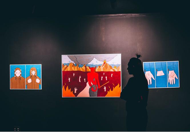 художник антон gudim интересны бытовые проблемы