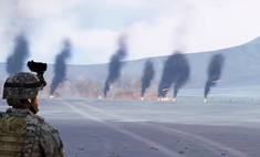 нападение зону воссоздали игре arma катастрофа видео
