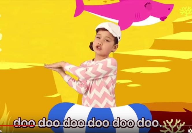 песня baby shark клип набравший 000