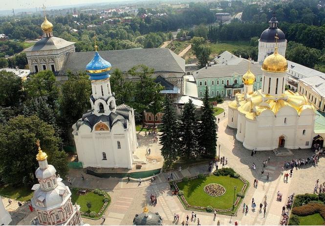 Сергиев Посад станет «православным Ватиканом»