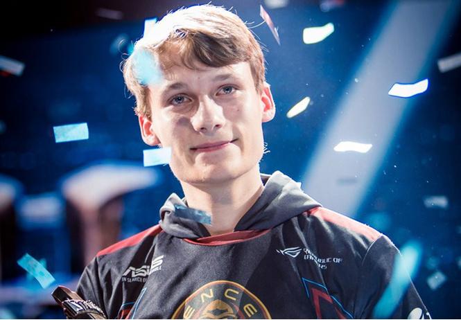 Впервые в истории StarCraft чемпионом мира стал не кореец
