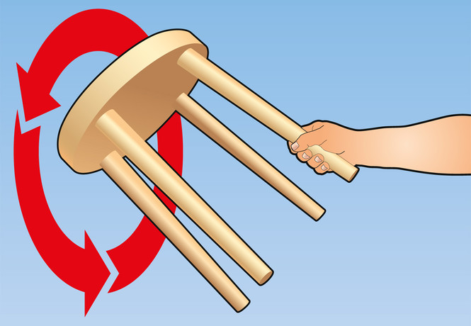 Как натренировать руки, прилагая минимум усилий