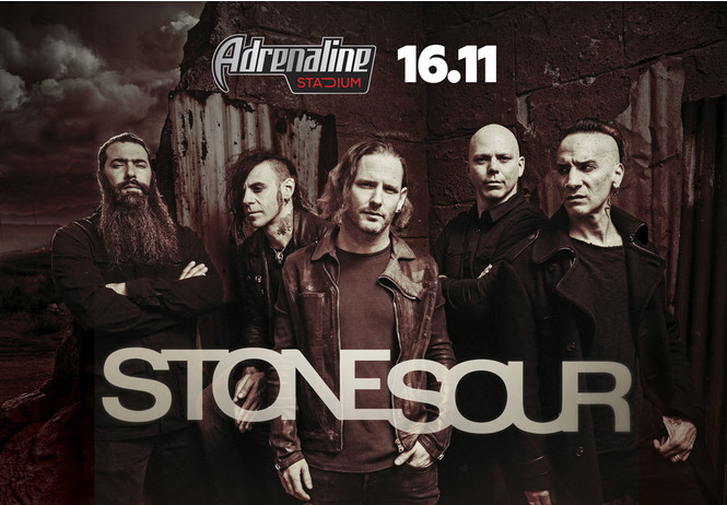 Stone Sour в России