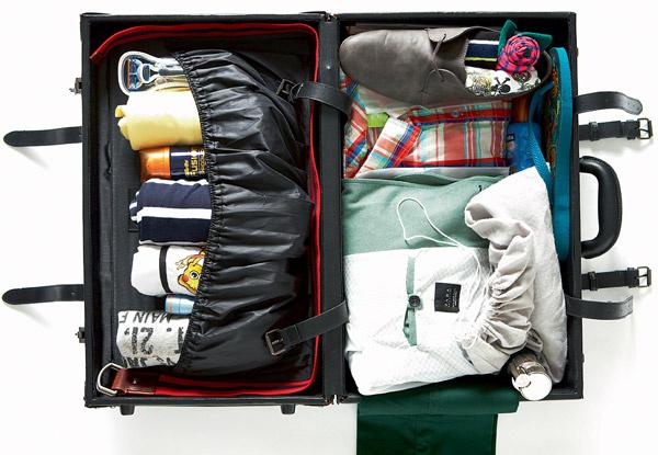 хитрых способов собрать чемодан