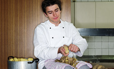 приготовить картофельные яблочные огуречные прочие очистки