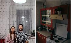Пара оформила квартиру под сдачу в стиле сериала «Чернобыль» и в районе, где его снимали (15 фото)