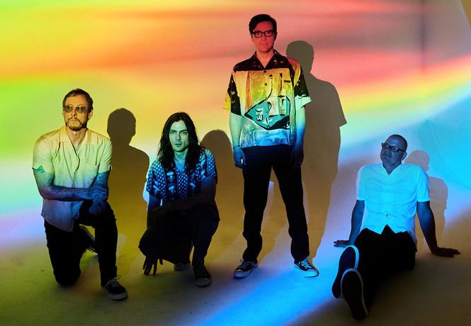 караоке-рок weezer другие музыкальные новинки месяца