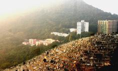 вертикальные высотные кладбища мира