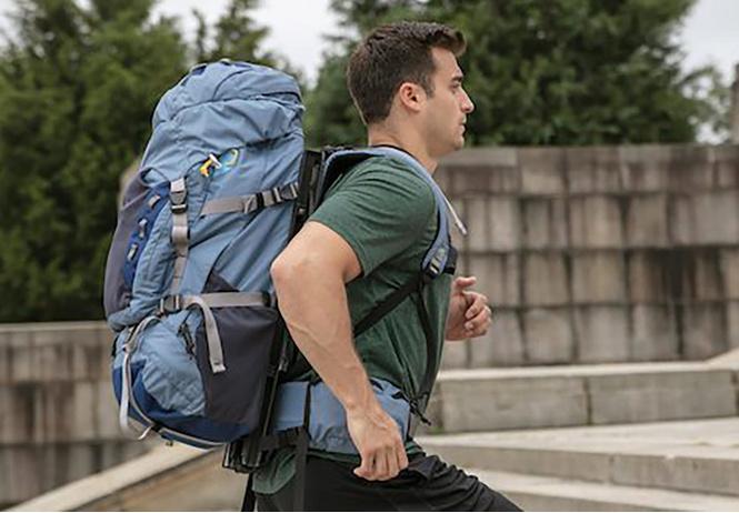 Чудо-рюкзак, который сломает тебе мозг! (видео)