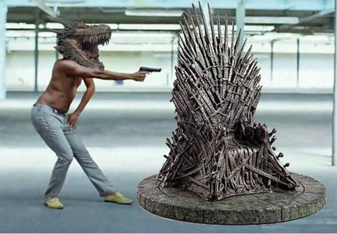 шутки мемы поймет смотрел финал игры престолов