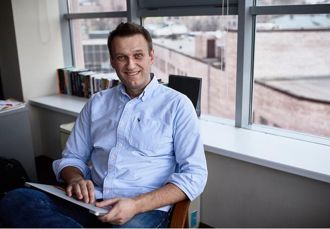 Про Алексея Навального несколько минут шутили на федеральном канале (видео)
