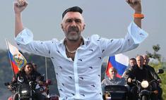 шнур посвятил стихи юбилею байк-шоу участием путина хирурга