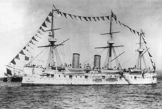 недалеко японии нашли затонувший 1905 российский крейсер борту