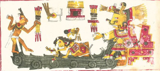 Почему ацтеки не изобрели колеса?