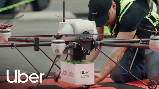 сша доставить бигмак помощи дрона видео