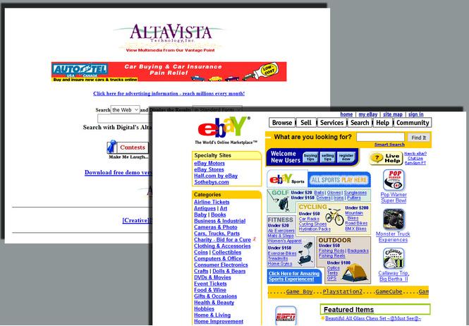 В Интернете открылся новый музей доисторического веб-дизайна
