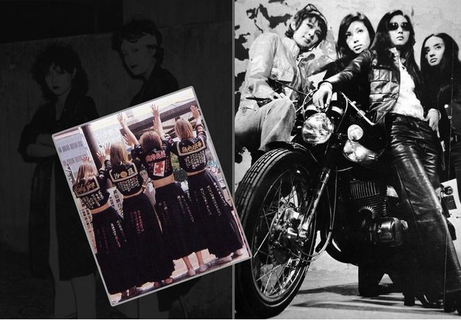 выглядели женские молодежные банды 70-80-х годов прошлого века