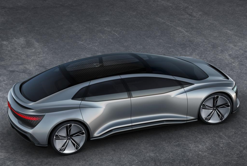 Audi Aicon фото 1
