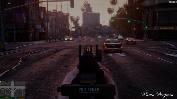 Фото №13 - Grand Theft Auto 5 сделали еще реальнее