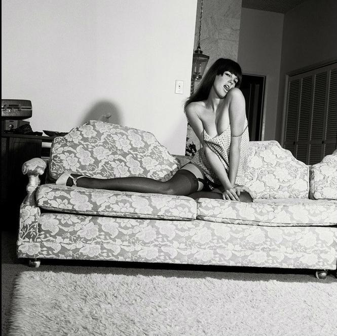 Эротика на грани порнографии: откровенные снимки из прошлого